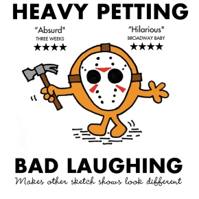bad laughing square