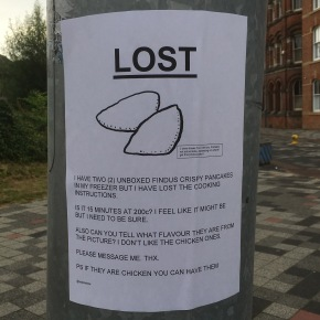lost pancakes